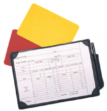 Referee's Cards/Notebook